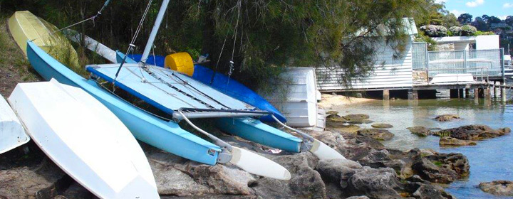 Small Water Craft Storage: have your say
