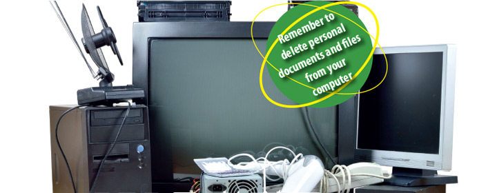 25-29 September e-waste collection - book it in!
