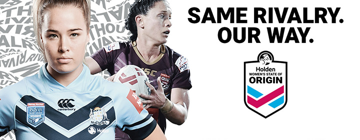 State of Origin clash is back and on sale now!