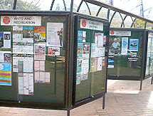 Civic Park Noticeboards