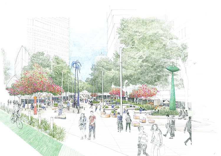 North Sydney Council - Public Domain Strategy - Stage 1