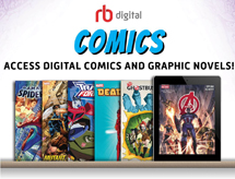 RB Digital Comics