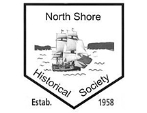 North Shore Historical Society Logo