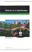 Voices of a landscape