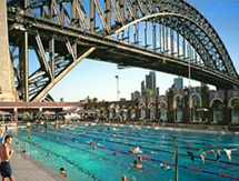North Sydney Council Olympic Pool